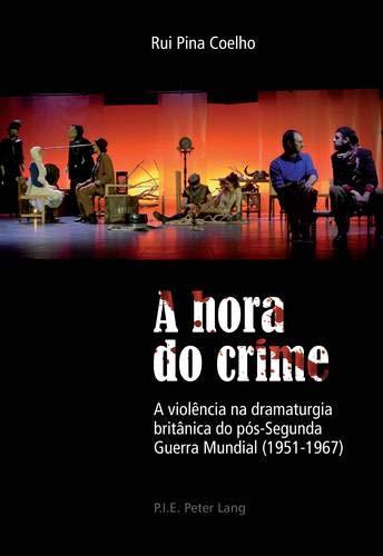 A hora do crime: Rui Pina Coelho