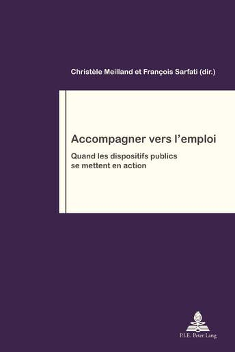 Accompagner vers l'emploi: Christèle Meilland