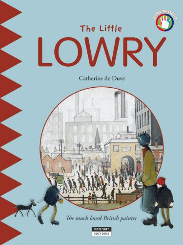 9782875750013: The Little Lowry: The Much Loved British Painter