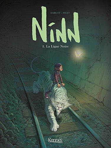 9782875801630: Ninn T01: La Ligne noire (Bande dessinée)