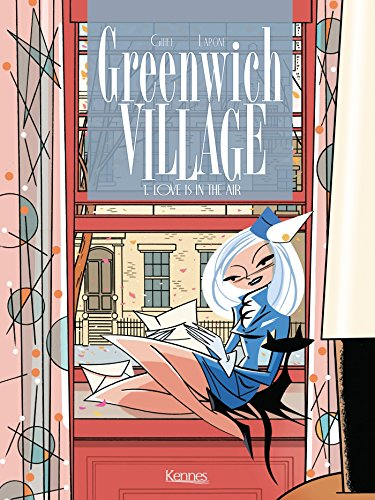9782875801661: Greenwich village, Tome 1 : Love is in the air