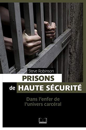 9782875920140: Prisons de haute sécurité