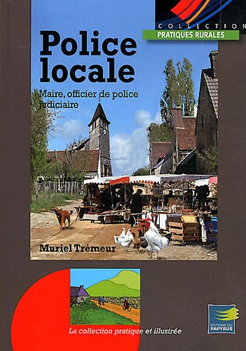 9782876032330: police locale et maire opj
