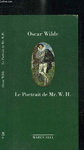 9782876040595: Le portrait de Mr W. H.