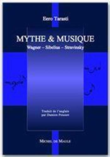 9782876231368: Mythe et musique (French Edition)