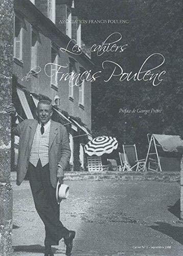 Les Cahiers de Francis Poulenc, N° 1 : Simon Basin.