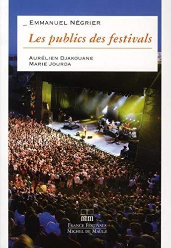9782876232600: Les publics des festivals