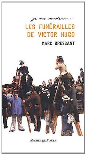 9782876233201: Les fun�railles de Victor Hugo