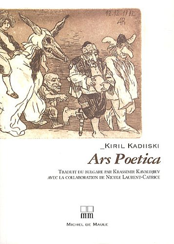 9782876234512: Ars Poetica (French Edition)