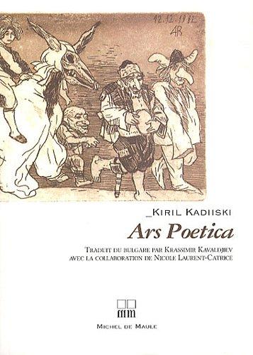 9782876234512: Ars Poetica