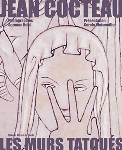 9782876235137: Jean Cocteau : Les murs tatoués