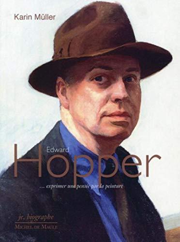 9782876235595: Edward Hopper : Exprimer une pens�e par la peinture