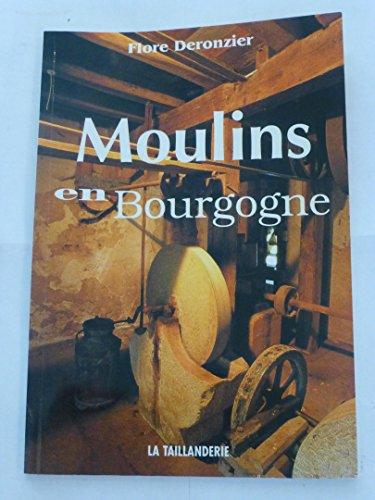 9782876291355: Moulins en Bourgogne