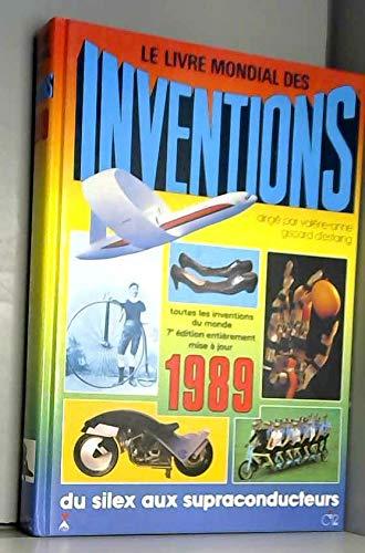 Livre mondial des inventions 1989: collectif