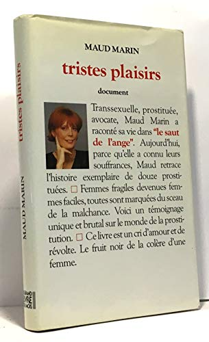 9782876450486: Tristes plaisirs (Document) (French Edition)