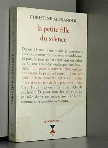 9782876452381: La petite fille du silence (Document) (French Edition)