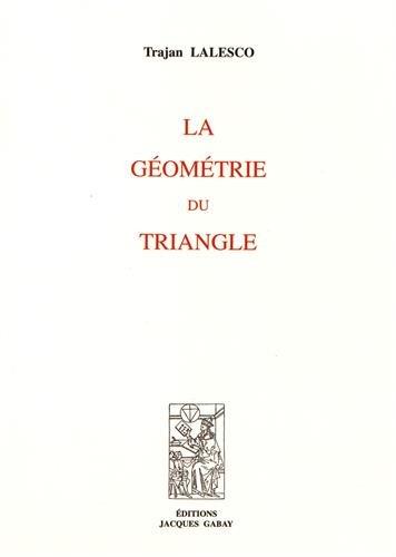 la geometrie du triangle