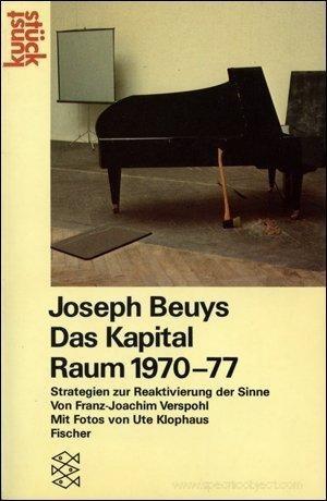 Beuys Das Kapital Raum, 1970-1977 Stratégie Pour: Beuys, Joseph