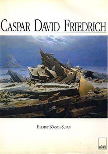 9782876600553: Caspar David Friedrich