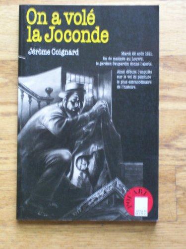 9782876600768: On a volé la Joconde