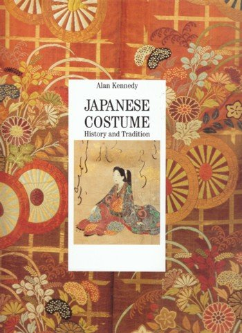 JAPANESE COSTUME History and Tradition
