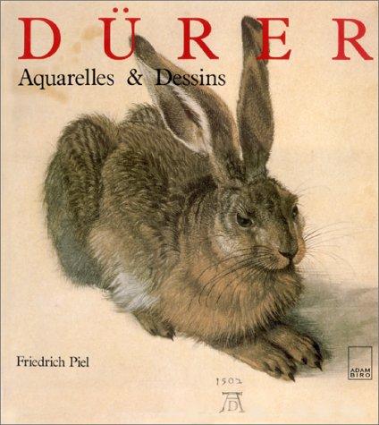 9782876601673: Albrecht Dürer, aquarelles et dessins