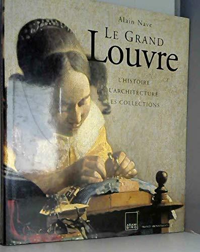 9782876602007: Le grand louvre