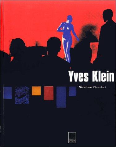 9782876602854: Yves Klein