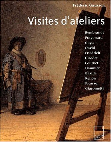 9782876603363: Visites D'Ateliers