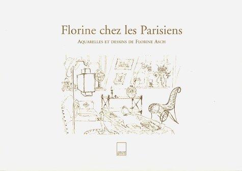 9782876603790: Florine chez les Parisiens
