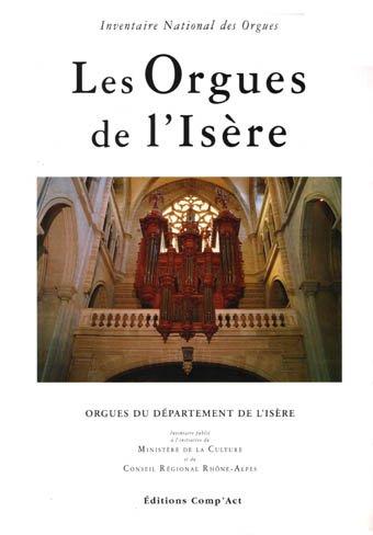 9782876611429: Les Orgues de l'Isere