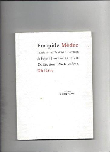 9782876612037: Médée