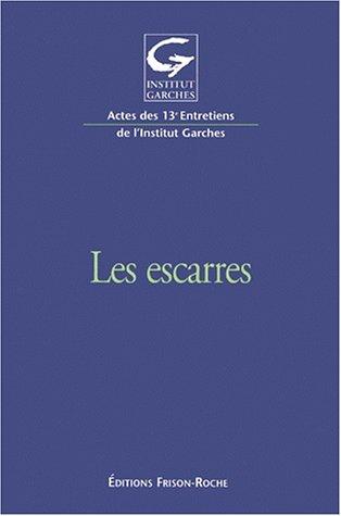 9782876713734: Les escarres. Actes des 13�mes entretiens de l'Institut Garches