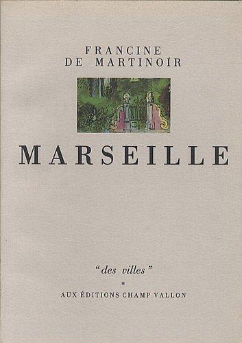 9782876730625: Marseille