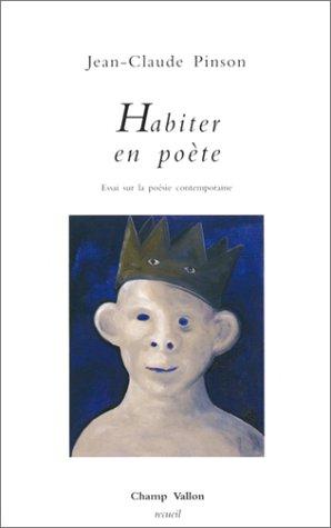9782876732131: Habiter en poète
