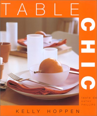 9782876773547: Table chic