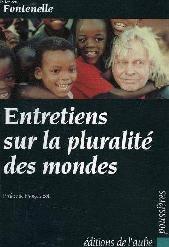 9782876780521: Entretiens Sur La Pluralite DES Mondes