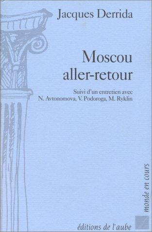 9782876782266: Moscou aller-retour