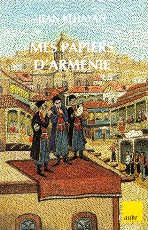 9782876782297: Mes papiers d'Arménie