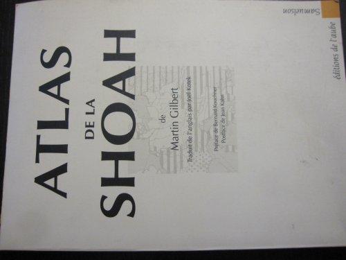 9782876783539: Atlas de la Shoah
