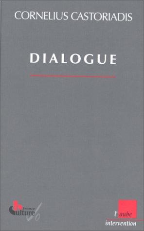 9782876784871: Dialogue