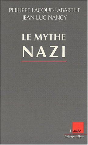 9782876788893: Le mythe nazi