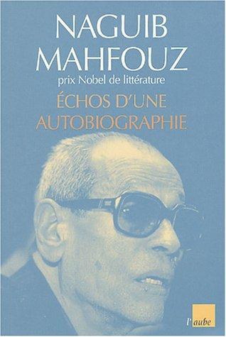 9782876789616: Echos d'une autobiographie