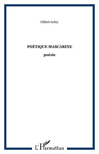 9782876790506: Poetique Mascarine