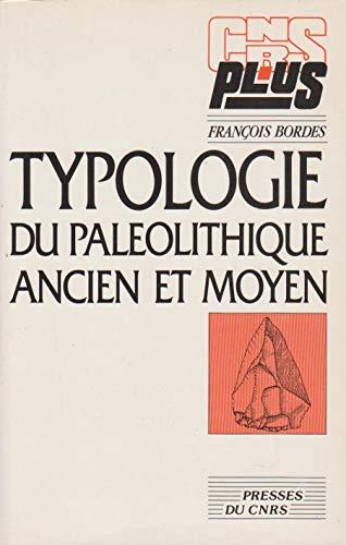 9782876820050: Typologie du Pal�olithique ancien et moyen