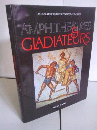 9782876820463: Amphithéâtres et gladiateurs