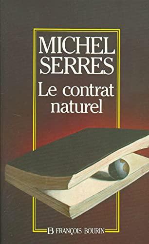 9782876860414: Le Contrat naturel (Essai)