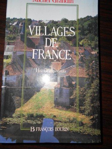 9782876860858: Villages de France : Histoire et portraits (Fonds Bourin)