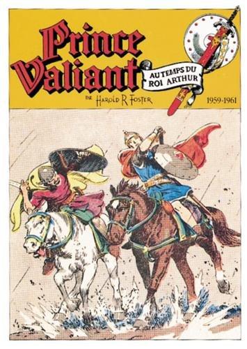 9782876870369: Prince Valiant, tome 12 : 1959-1961, la Quête du Graal
