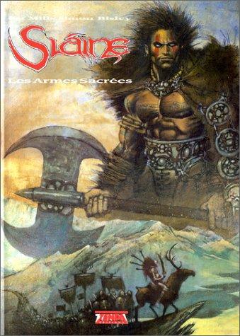 9782876870376: Slaine, tome 2 : Les Armes sacrées